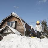 1/30(土)岩見沢美流渡日帰りツアー ~旧炭鉱町で雪はね~