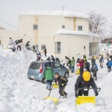 1/24(日) 倶知安六郷日帰りツアー ~地域と一緒に雪はね~