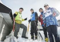2/6(土)三笠日帰りツアー ~企業のみんなで雪はね~