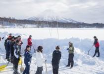 2/4(日)倶知安琴和雪はねツアー ~雪はね&雪の下じゃがいも掘り~